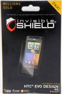 Zagg InvisibleShield